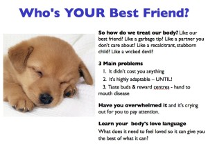 Who's Your Best Friend