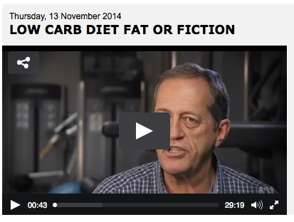 Low Carb fat or fiction
